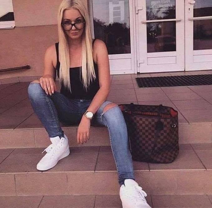 Tereza Hlůšková chtěla být modelkou.