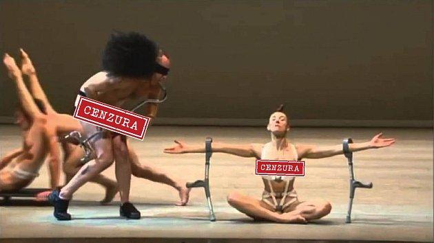 Některé tance jsou jiné než ostatní...