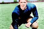 Vroce 1940 si zahrál vefilmu Knute Rockne ostejnojmenném hráči amerického fotbalu.