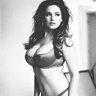 Modelka Kelly Brook