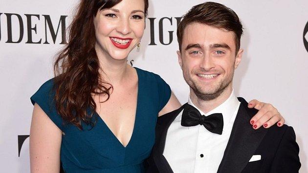 Krasavec Daniel Radcliffe si donedávna hodně užíval života.
