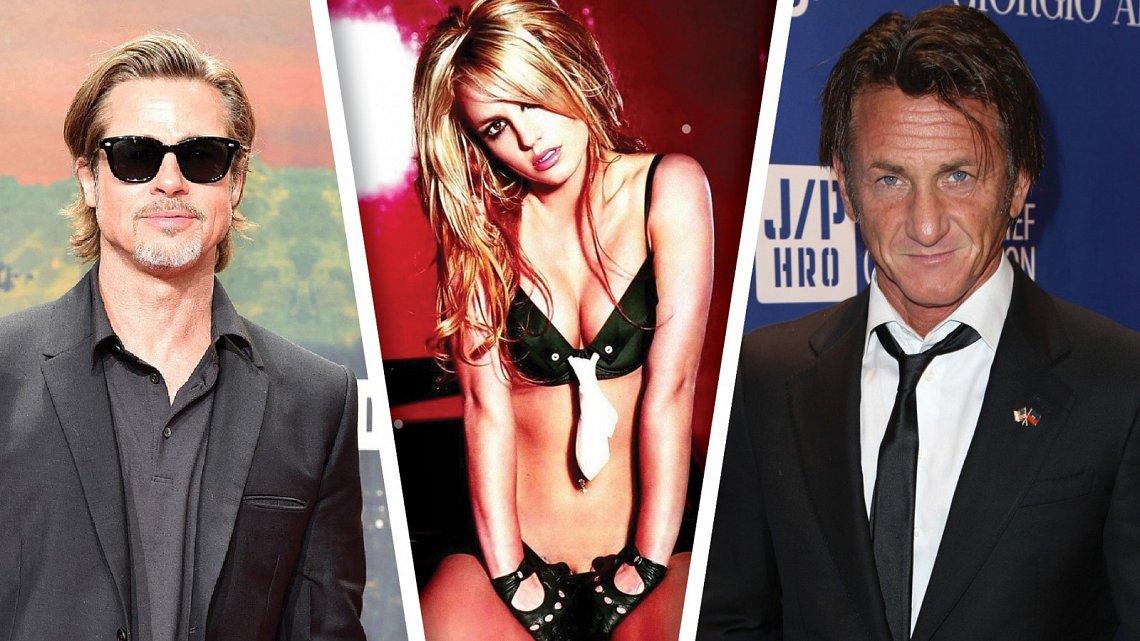 Brad Pitt, Britney Spears i Sean Penn mají hodně ďábelské choutky.