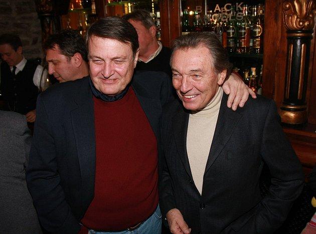 Ladislav Štaidl Karel Gott