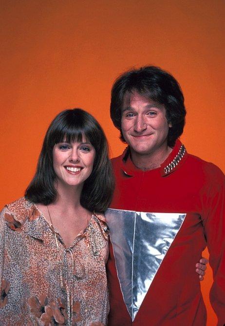 Komediální seriál Mork  & Mindy (1978) odstartoval jeho kariéru.