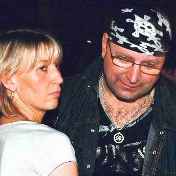Jiří Zonyga se celý večer bavil převážně s blondýnama. Ani jedna nebyla jeho manželka.
