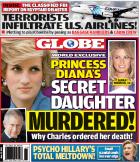 Titulní strana časopisu Globe