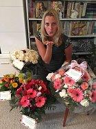Petra Kvitová má spousty obdivovatelů.