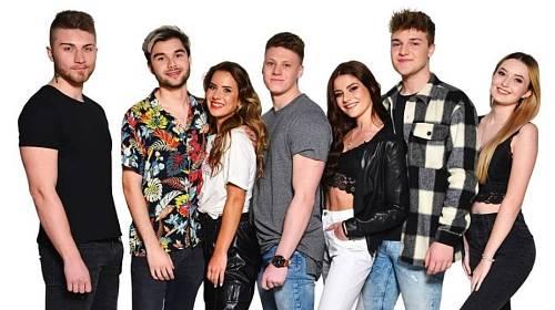 Účastníci reality show LIKE HOUSE