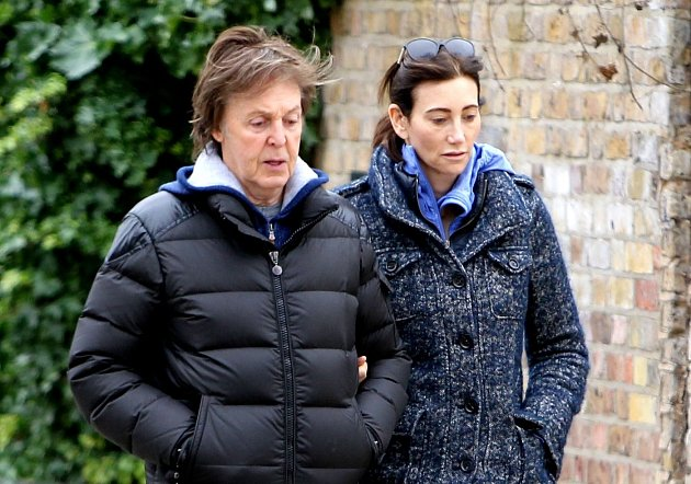 Ano, správně - Paul McCartney