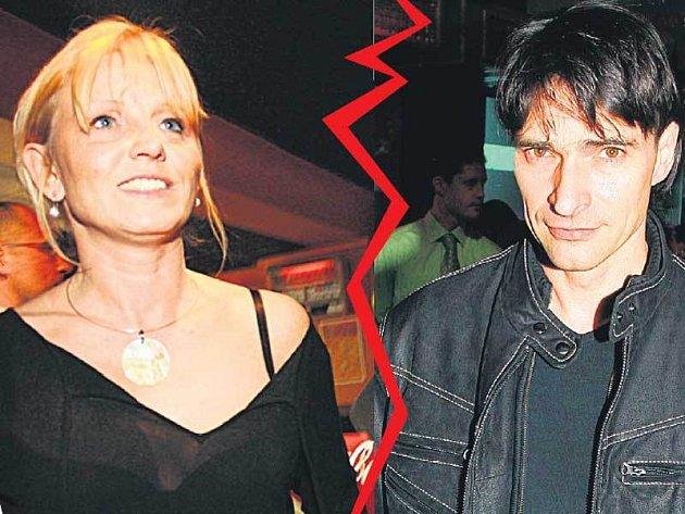 Zdeněk Podhůrský se snaží se svou bývalou ženou Markétou definitivně rozloučit.