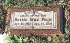 Bettie Page-královna pin-up stylu a burleskní diva.