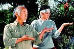 Mistr Miyagi aDanny La Russo. Karate Kid patří keklasikám 80. let.