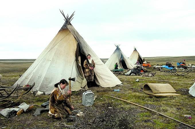 Ani současní Inuité  netuší, proč jejich předci vytvořili velrybí Stonehenge.