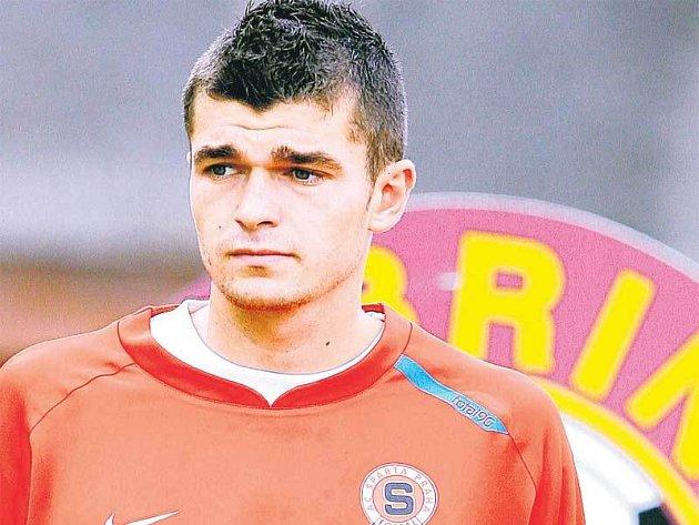 Jan Šimůnek je hodně vyplašený z toho, jakých obrátek jeho fotbalová kariéra nabrala.