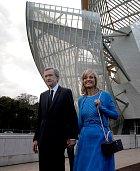 Bernard Arnault a Helene Mercier
