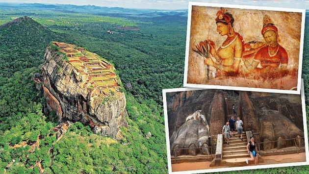 Lví pevnost je od roku 1982 na seznamu UNESCO.
