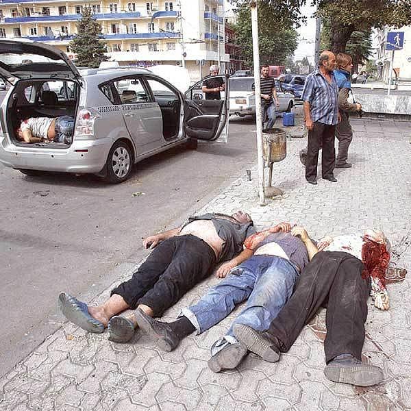 V Evropě poprvé od balkánského konfliktu umírají v bojích mladí muži.