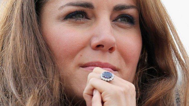 Kate Middleton teď rozhodně není co závidět.