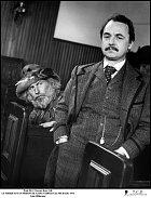 Menší roli dostal vewesternové komedii Ohnivá sedla (1974).