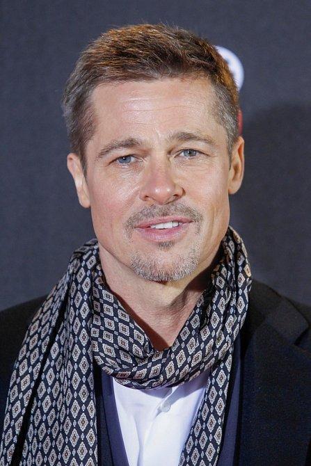 Brad Pitt žádá o střídavou péči.