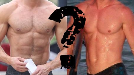 Nejvíc sexy těla Hollywoodu: poznáte, komu které patří?
