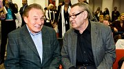 Karel Gott a Miloš Forman