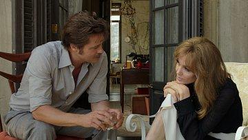 Brad Pitt a Angelina Jolie opět společně ve filmu