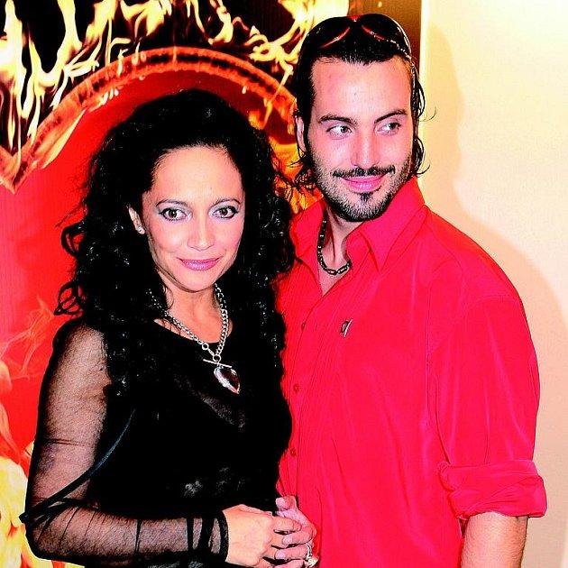 Lucka Bílá si vzala Noida, vztah nevydržel