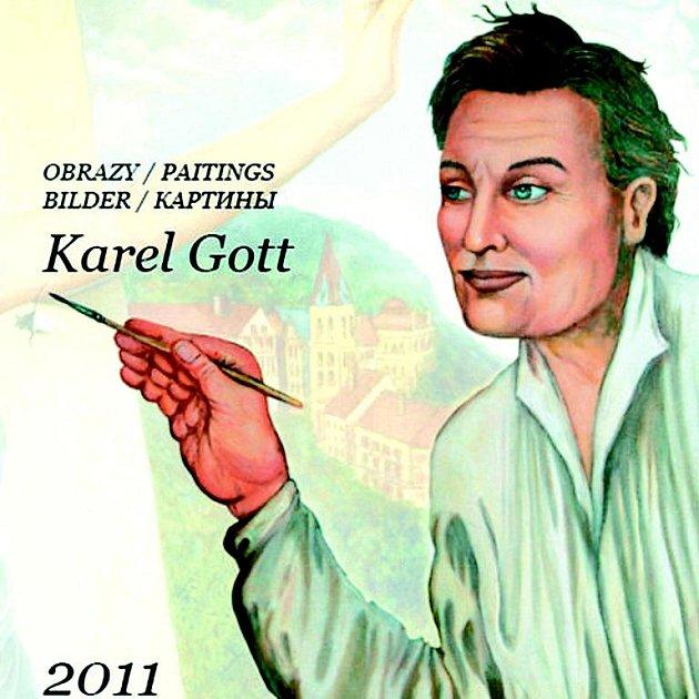Takhle kreslí Karel Gott