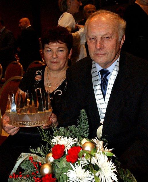 Maminka Jágrová stojí za obrovskými úspěchy svého slavného syna.