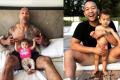 Den otců v Hollywoodu: Hvězdní tatínci a jejich ratolesti
