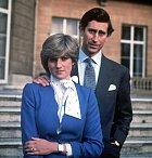 Princ Charles a Lady Di
