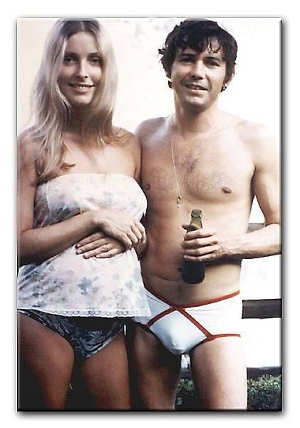 Sexpřítelem Jayem Sebringem zůstala vkontaktu, ikdyž byla těhotná sjiným mužem.