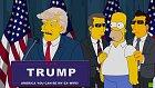 Donald Trump se objevil i v Simpsonec