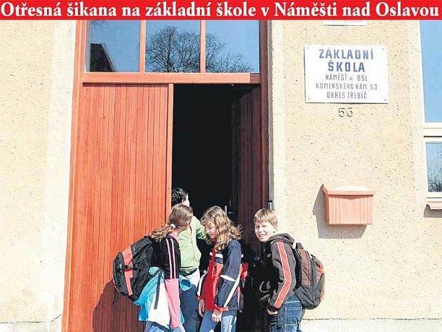 V této škole se sedmiletý chlapec stal obětí šikany.