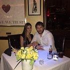 Třeba u romantické večeře!