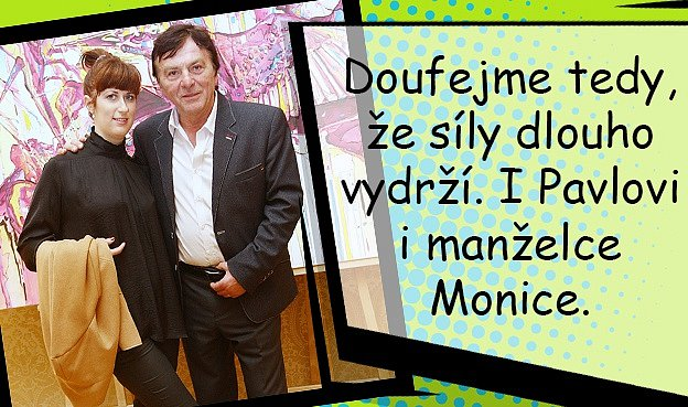 Pavel Trávníček se strhá kvůli penězům.