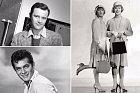 Legenda mezi filmy Někdo to rád horké. Hlavní role dvou muzikantů, kteří se převlékají za ženy si tu zahráli Tony Curtis a Jack Lemmon. Na světě najdete málokterý film, který by byl větši klasika.