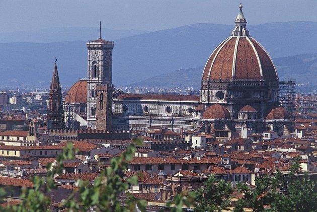 Florencie je nejkrásnější pěšky.