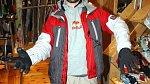 David Horváth byl s omrzlinami a vážnými zraněními převezen do lékařského střediska Providence.