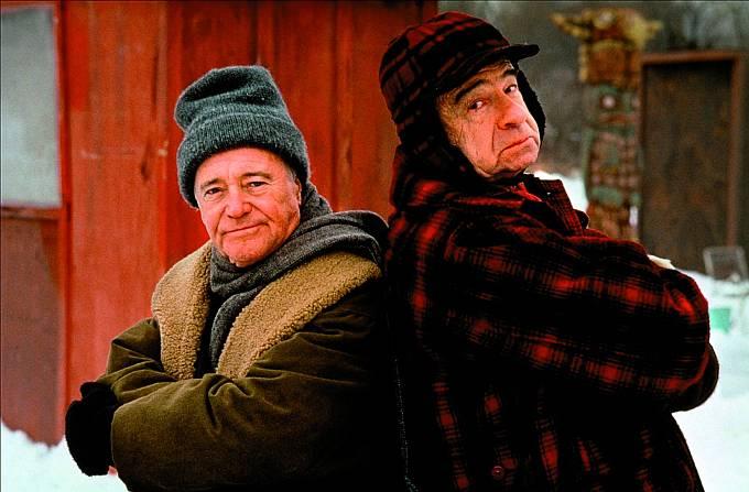 Opět sMatthauem vúspěšné komedii Dej si pohov, kámoši (1993)