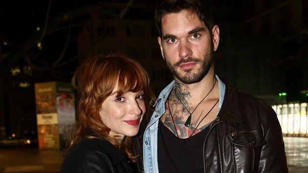Vica Kerekes a její Musa