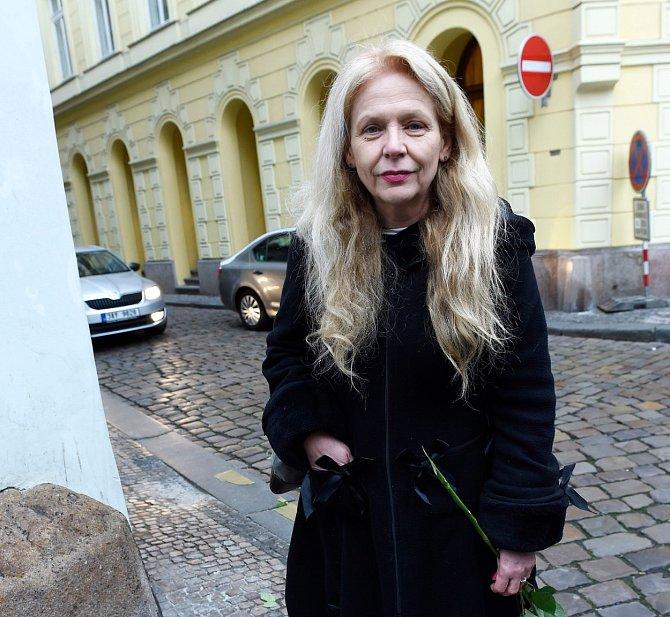 Během druhého manželství měl Pavel Trávníček vztah s Olgou Želenskou.