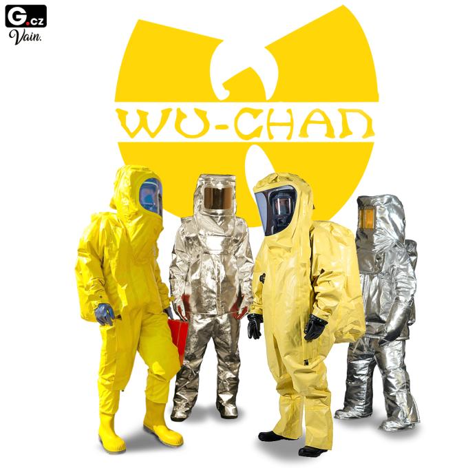 Virus z WU-Changu je strašákem posledních týdnů.