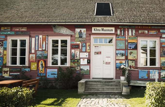 Muzeum je věnované historii ostrova.