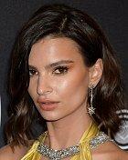 Sexy modelka a její perfektní make up.