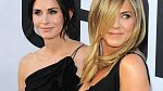 Courtney Cox a Jennifer Aniston jsou velké kamarádky.