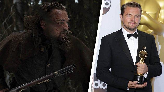 Leonardo DiCaprio dostal vytouženou sošku Oscara.