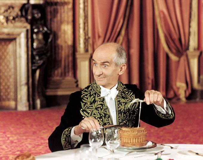 Vkomedii Křidýlko nebo stehýnko (1976) se objevil výrazně pohublý.