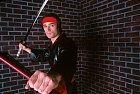 Ve snímku Samurai (1979) si překvapivě zahrál samuraje.